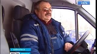 В скорой помощи Байкальска не хватает медицинских работников  На 75%