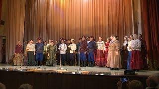 В Волгограде прошел казачий фестиваль