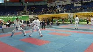 В Екатеринбурге начался всероссийский турнир по карате «Малахитовый пояс»