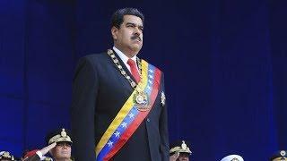 Оппозиция, Колумбия или сам Мадуро? Кого обвиняют в покушении на президента Венесуэлы