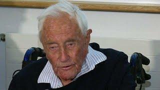 Эвтаназия: 104-летний ученый из Австралии Дэвид Гудэлл ушёл из жизни…