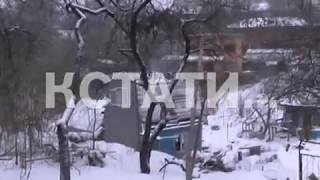 Огнем и документом выживают владельцев земли из садового товарищества в центре Нижнего Новгорода