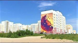 Все граффити Нижневартовска соберут на электронной карте города