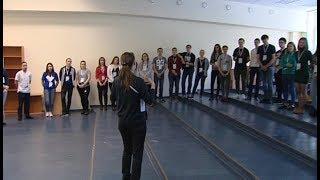 Волонтёров из Ханты-Мансийска учили справляться со стрессом и находить общий язык