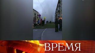 В Санкт-Петербурге уже третий случай прорыва трубы с кипятком в нынешнем отопительном сезоне.