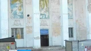 ДК КрасТЭЦ разграбили вандалы