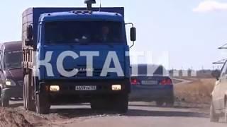 Не проехать - проселочные дороги в Кстовском районе приходят в полную негодность