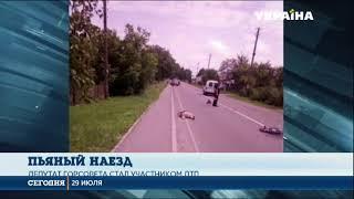 На Львовщине произошло смертельное ДТП