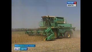Аграрии республики продолжают бороться с последствиями засухи