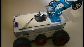 Робот-спасатель