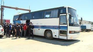 В Волгограде прошел рейд по выявлению незаконных мигрантов