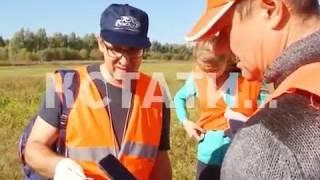 Волонтеры, ведущие поиски Маши Ложкаревой, обнаружили детские вещи