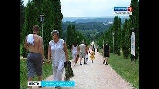 Курортный сбор на Ставрополье  на старте