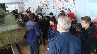 Волгоградская молодежь присоединились к всероссийской акции «В армию на денек»