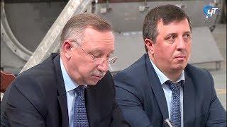 В Великом Новгороде работает полномочный представитель Президента в СЗФО Александр Беглов