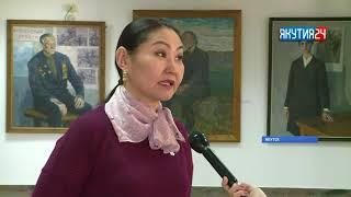 Выставка художников-живописцев «Три сюжета эпохи» открылась в Якутске
