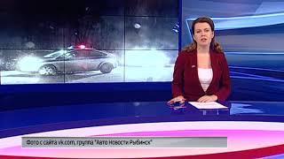 В Ярославском районе столкнулись грузовик и легковушка: есть пострадавшие