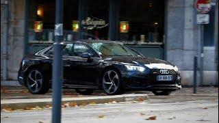 New Audi RS5 & New RS3 Nearly Crash & FAIL !!!