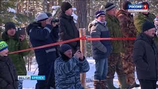 Охотничий биатлон в Брянске