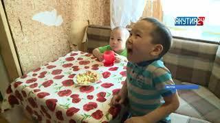 С днем защитника Отечества отцов-одиночек поздравили в Якутске