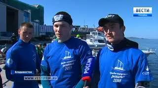 По технологии лыжной прошла крейсерская гонка гребно-парусной регаты МГУ
