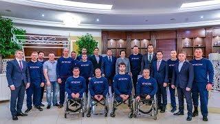 Югра в пятый раз принимает Международный турнир по следж-хоккею