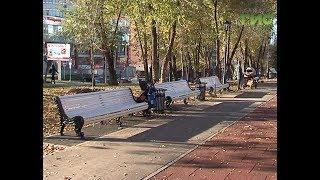 В Самаре после ремонта открыли бульвар Осипенко
