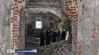 Ещё один монастырь открылся в Вологодской области