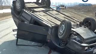 В Пензенской области в результате ДТП погибли два человека