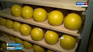 В Новоалтайске открыли сыроварню в рамках проекта ТОСЭР
