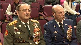 В Доме молодежи прошел урок мужества, посвященный годовщине вывода советских войск из Афганистана