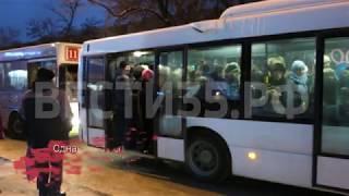 Минтранс РФ: все автобусы нужно обеспечить кондиционерами и печками