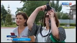 """В Астрахани завершился первый этап проекта """"Маленький паломник"""""""