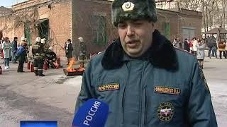 """Сотрудники """"Дон-ТР"""" потушили пожар: в ГТРК прошли учения"""