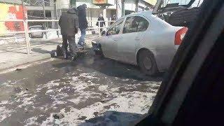 ДТП: 3 машины на Московском шоссе