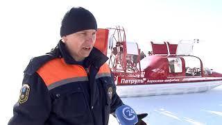 В Саратове начали производить аэросани «Патруль»
