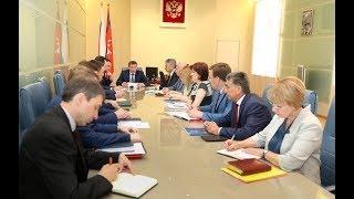 Губернатор Андрей Бочаров: сегодня к Волгограду будет приковано внимание всего мира