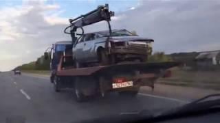 Последствия ДТП в Похвистневском районе