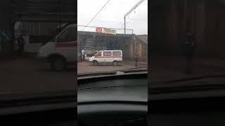 Обрушение железнодорожного моста в Воронеже