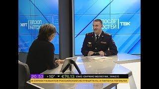 ИНТЕРВЬЮ: А. Запьянцев о противопожарном режиме в Красноярском крае
