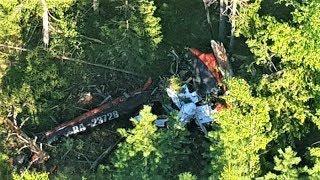 МАК начал расследование крушения Ми-2 под Лангепасом