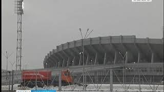 Футбольный матч «Енисей»-«Ахмат» пройдёт на Центральном стадионе под открытым небом