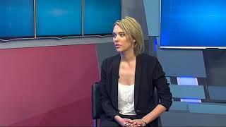 """Программа """"В тему""""  от 11.05.18 : Ольга Пелевина"""