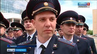 Российская полиция отмечает грандиозный юбилей  Правоохранительному ведомству исполнилось 300 лет