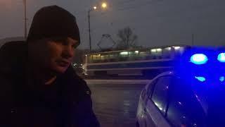 Пьяная мразь ДТП Днепр 01.12.18