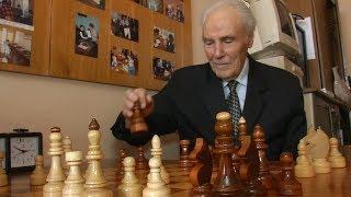 Ставропольскому тренеру по шахматам Михаилу Коломийцу – 85 лет