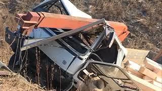 Врачи борются за жизнь пострадавшего в ДТП водителя на трассе Седанка-Патрокл