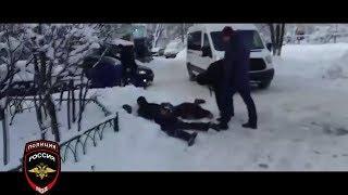 Полиция России-ЭКСКЛЮЗИВ. БОЙЦЫ  РОСГВАРДИИ. ОПЕРАТИВНОЕ ВИДЕО