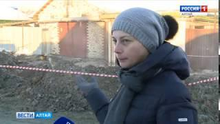 Из-за коммунальной аварии на ВРЗ кипятком затопило жилой дом