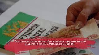 Птицеводческое предприятие задолжало работникам более 2 млн рублей по зарплате
